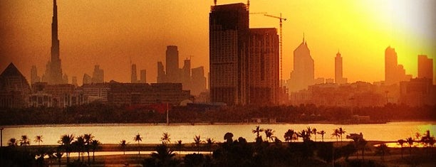 Jumeirah Creekside Hotel is one of Jumeirah Hotels & Resorts Worldwide.