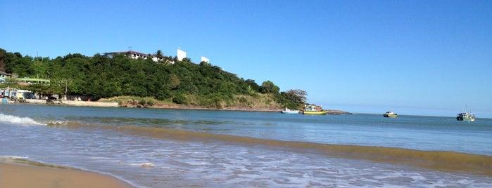Praia do Ubu is one of Locais curtidos por Caroline.