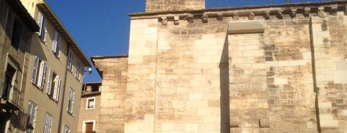 Iglesia de Santa María Magdalena is one of สถานที่ที่ Miguel ถูกใจ.