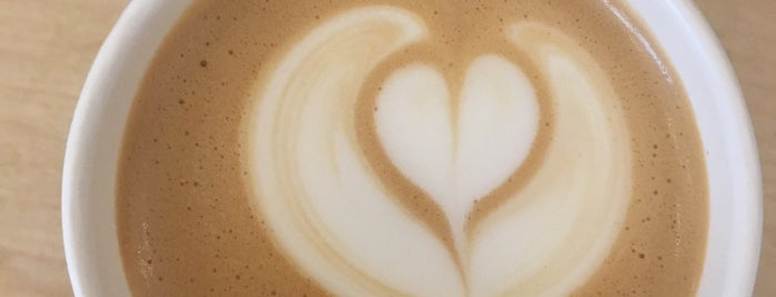 Spontan Coffee is one of Troy 님이 좋아한 장소.