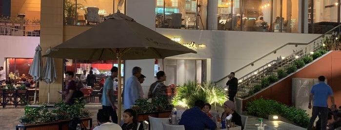Pavilion Garden Cafe & Kitchen is one of Cairo القاهره.