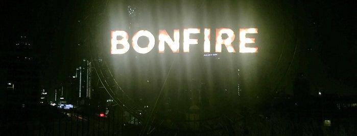 Bonfire is one of BKK Wine & Water.