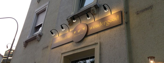 Wondergood is one of Veggie & Vegan Frankfurt.