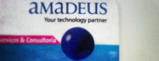 Amadeus Brasil is one of Andre 님이 좋아한 장소.