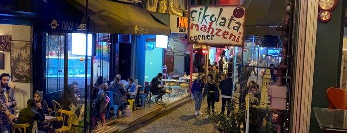 Çikolata Mahzeni is one of Yuliyaさんの保存済みスポット.