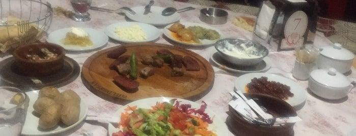 Güldestan Kızılören Et Mangal is one of Konya'da Café ve Yemek Keyfi.