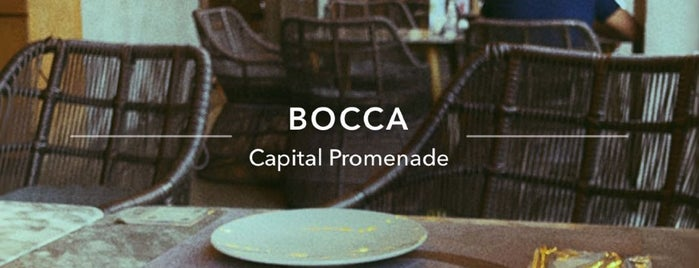 Bocca is one of Cairo Eats 🇪🇬.