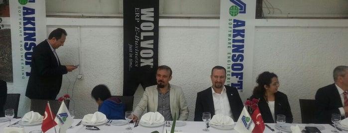 AKINSOFT Marmara Bölge Bayi Toplantı Yemeği is one of Özgürさんのお気に入りスポット.