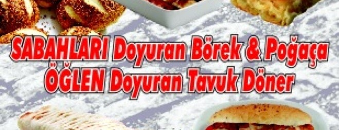 DOYURAN BÖREK & DÖNER is one of CENESUYU.