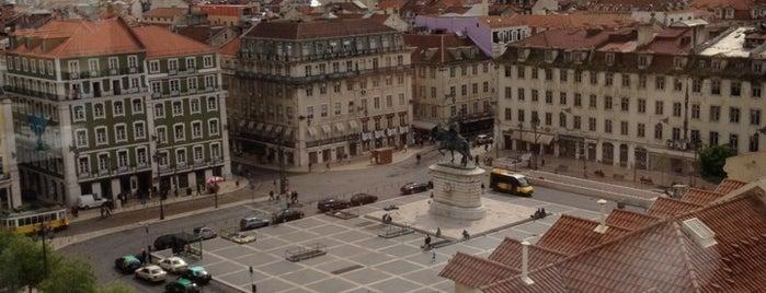 Varanda de Lisboa is one of Tempat yang Disimpan Nic.