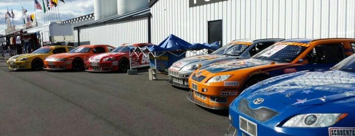 Team Chevy @ Pocono Raceway is one of My NASCAR.