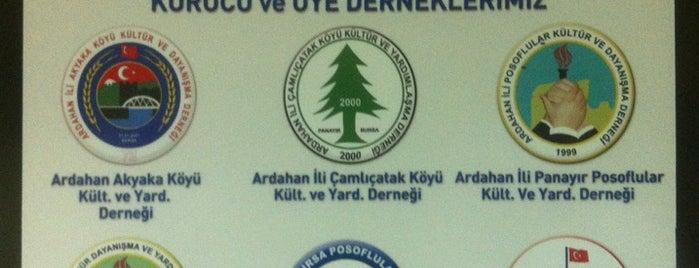 Bursa Ardahan Dernekleri Federasyonu is one of Lieux qui ont plu à Şinasi.