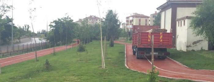 Muhsin Yazıcıoğlu Parkı is one of Lugares favoritos de Feyza.