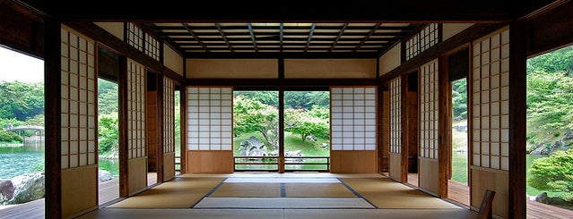 Kikugetsu-tei is one of Japan.