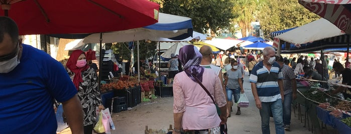 erdek pazartesi pazarı is one of Cem'in Beğendiği Mekanlar.