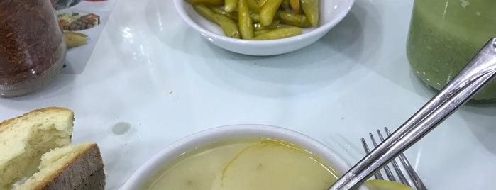 Aşçı Hilmi Restoran Ve Çorba Evi is one of Murat karacim 님이 좋아한 장소.