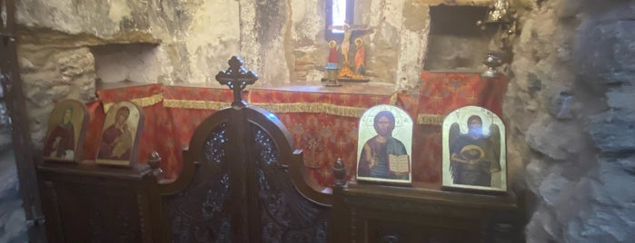 Άγιος Νικόλαος Αναπαυσάς is one of Carl : понравившиеся места.