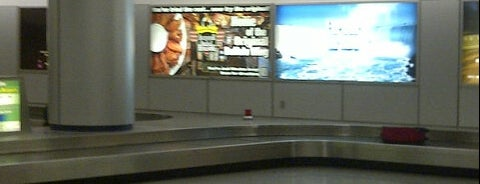 Baggage Claim is one of Travel.