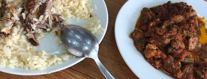 Bir Tat Et Lokantası is one of Yemek.