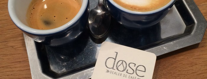 DOSE – Dealer de Café is one of [To-do] Paris.