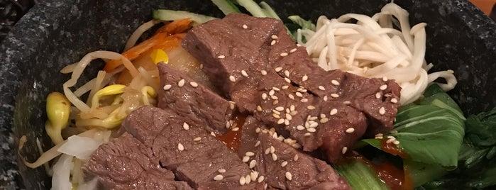 四米大石鍋拌飯專賣 is one of Taipei.