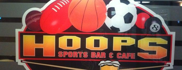 Hoops Sports Bar and Cafe is one of Gavin 님이 좋아한 장소.