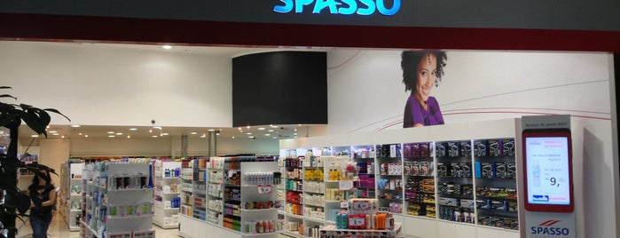 Spasso Cosméticos is one of Posti che sono piaciuti a Káren.