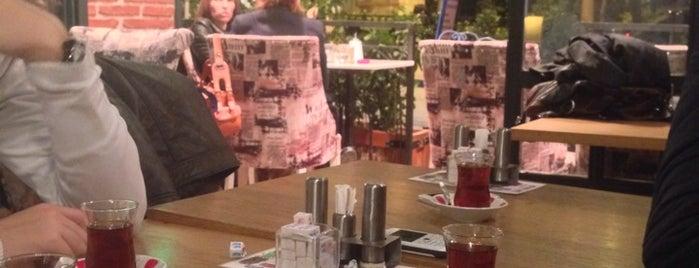 Nefaset Cafe & Restorant is one of Ycard.
