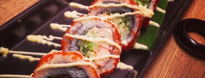 Kiku Zakura is one of Top favorites cafes/restaurant worth going often..