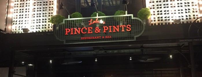Pince & Pints is one of Egemen'in Beğendiği Mekanlar.