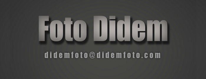 Foto Didem is one of Mete'nin Beğendiği Mekanlar.