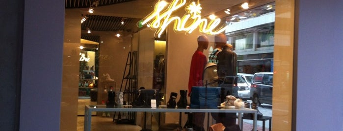 Shine* is one of Hong Kong.