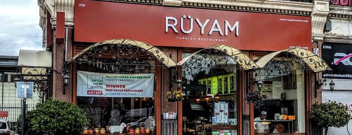 Rüyam is one of สถานที่ที่ Kenneth ถูกใจ.