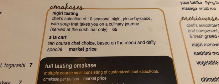 Kabooki Sushi is one of Nikさんのお気に入りスポット.