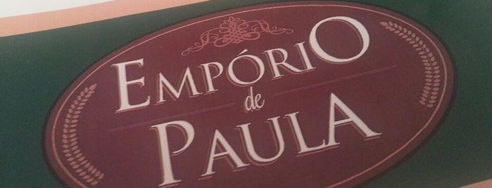 Empório de Paula is one of Orte, die Káren gefallen.
