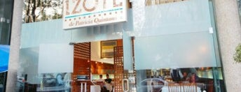 Izote is one of Mexico City Restaurants.
