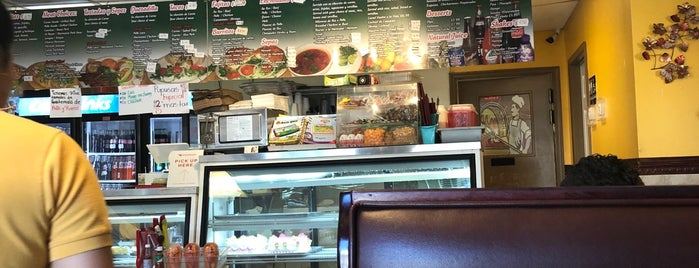 Cinco de mayo bakery/taqueria is one of Maryland Favorites.
