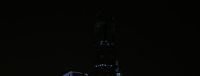 Al Ghadeer walking area ممشى الغدير is one of Riyadh Outdoors.