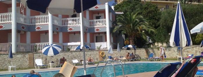Callinica Hotel Tsivili-Planos is one of Bamdad : понравившиеся места.
