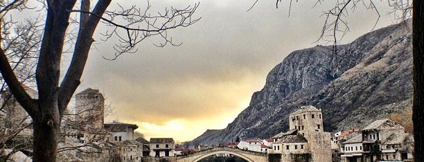 Stari Grad is one of Mostar.