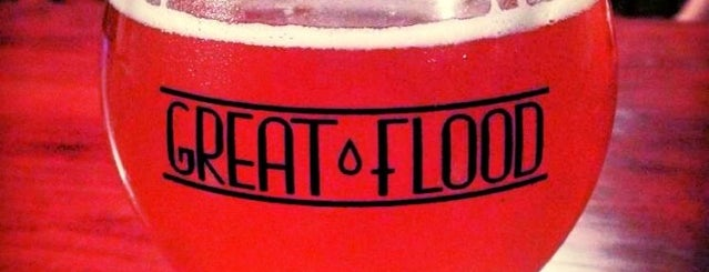 Great Flood Brewing Company is one of Best of Louisville.