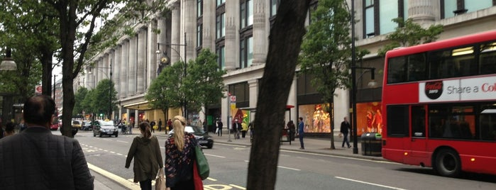 Selfridges & Co is one of Must go when you are in London.