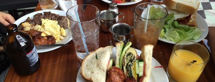 The Rookery is one of Bushwick food.