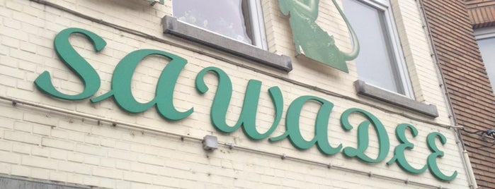 Sawadee is one of Belgium - Resto.