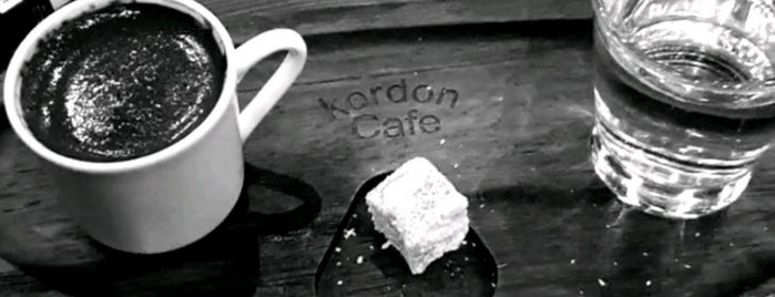 Kordon Cafe Restaurant is one of Lugares favoritos de 🌟Şeyma🌟.