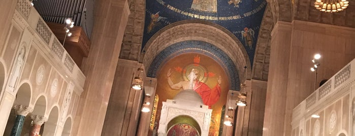 Basilica Of The National Shrine Of The Immaculate Conception is one of Washington, DC Wish List.