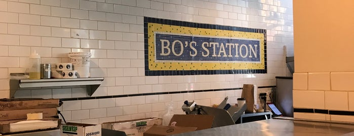 Bo's Bagels is one of NYC.