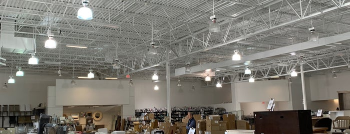 Pottery Barn Outlet Store is one of Best Of Virginia.