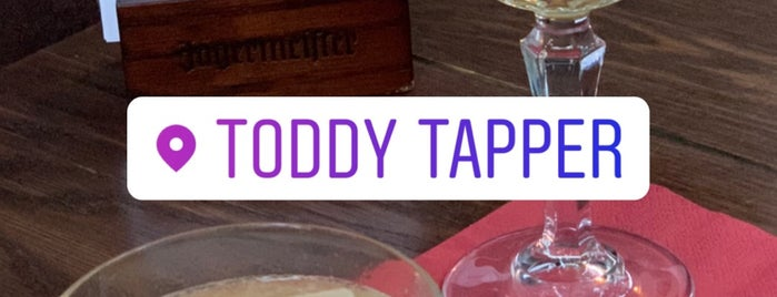 Toddy Tapper is one of Good Bars.
