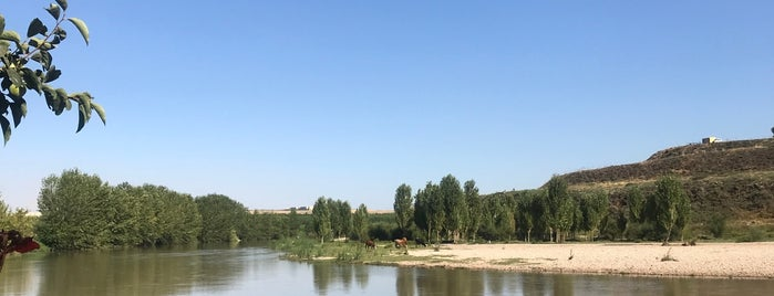 Acem Gölü is one of Diyarbakır.